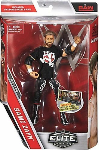 WWE Elite Series 51 Sami Zayn El Generico SMACKDOWN NXT wrestling action figure