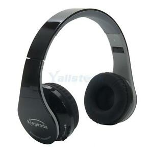 Bluetooth Wireless Stereo Headset Headphone with Receiver USB Dongle For PS4 PC | eBay