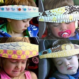 Image Is Loading Baby Car Seat Safety Headrest Pillow Sleeping Head