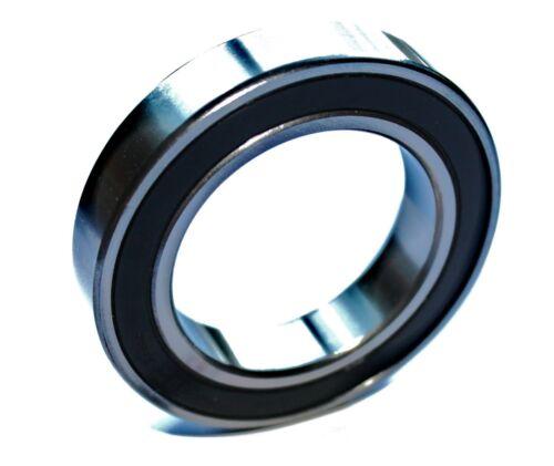 6801 61801 2rs ACIER INOXYDABLE 12x21x5mm Scellé Haute Performance Bearing
