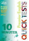 KS2 Premier Quick Tests - English 8-9 by Louis Fidge (Paperback, 2005)