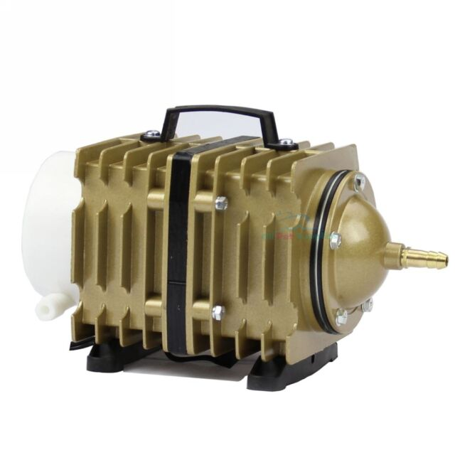 O2 Commercial Air Pump 1746 GPH Aquarium Hydroponics Aquaponics Fish Pond