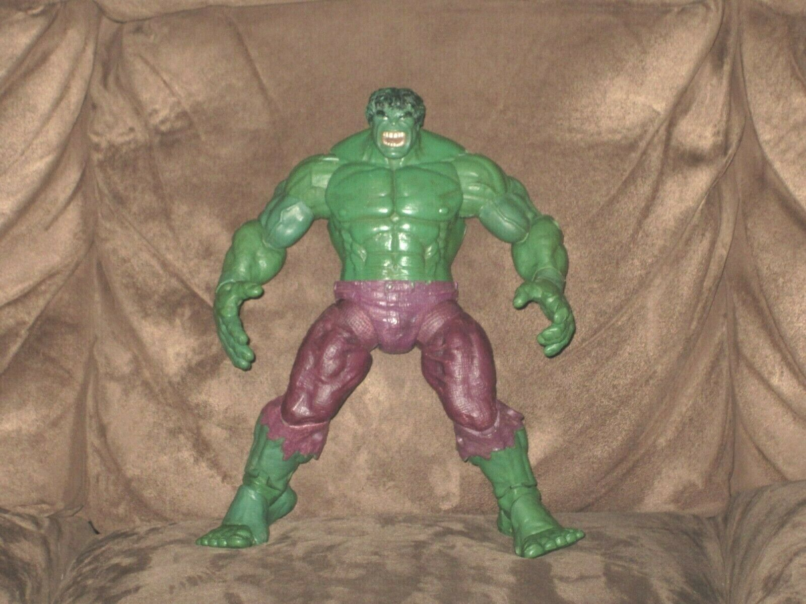 Hulk (Variant  2 - Mouth  Open) - Marvel Legends Face Off  risparmia fino al 30-50% di sconto