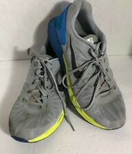 best service e2be3 f7f12 item 4 Nike Lunarglide 6 Mens Sz 12 Running Shoes Gray Mesh Blue, Yellow -Nike  Lunarglide 6 Mens Sz 12 Running Shoes Gray Mesh Blue, Yellow