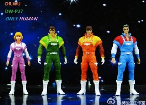 Transformer Dr.Wu DW-P27 Only Human,In stock!