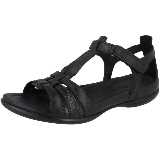 Bestellen Sie billig echt Damen Schuhe Ecco Sandalette blau