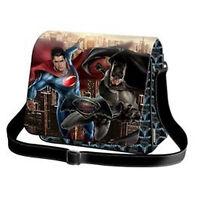 Batman Vs Superman Dc Dawn (2712)- Shoulder Bag With Flap Size Approx:37x29x10cm