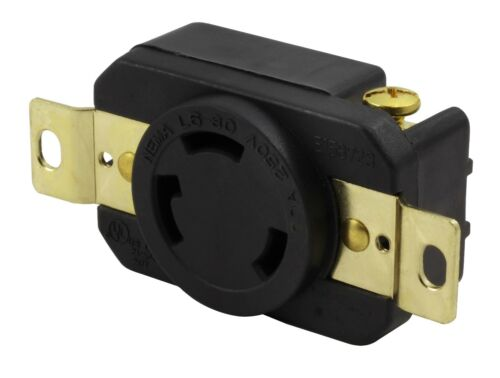 DIY Generator Outlet Replacement NEMA L6-30R by AC WORKS™