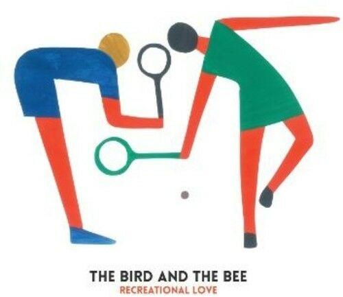 The Bird and the Bee - Recreational Love [New CD] Digipack Packaging