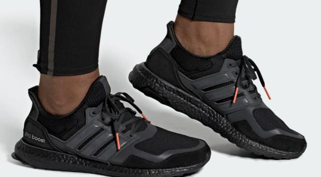 Adidas Ultraboost S\u0026L Black Carbon Grey
