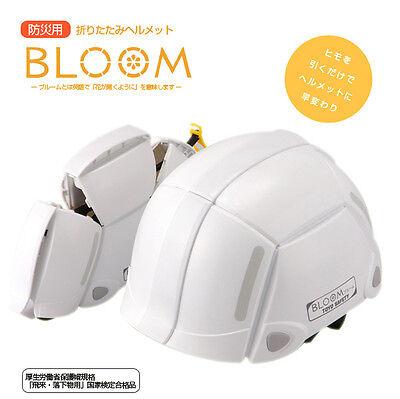 kt1116 TOYO Safety Hard Hat for disaster prevention folding helmet from Japan