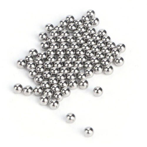 500x Decanter Stainless Steel Cleaning Balls For Glass Vases Flasks/&Baby Bottle