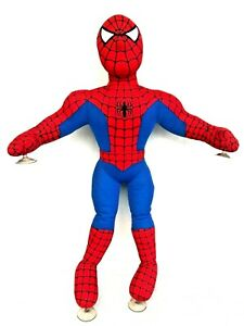 Marvel-DC-Comics-Super-Hero-Ultimate-Spiderman-Suction-Cups-Soft-Plush-Toy-60CM