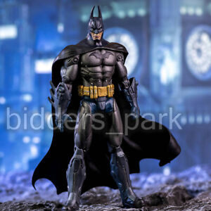 Armor-Batman-Arkham-Asylum-City-Akham-Knight-DC-7-034-Action-Figure-Toy-Gift-boy