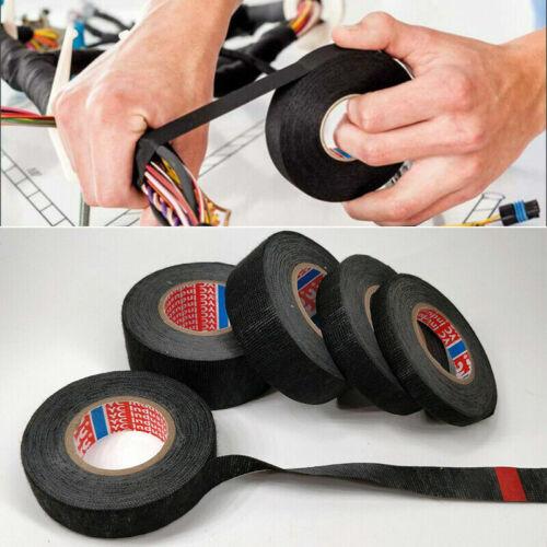 Tesa Tape Rolls AdhesiveCloth Automotive Wiring Harness Car-Heat Sound Isolation