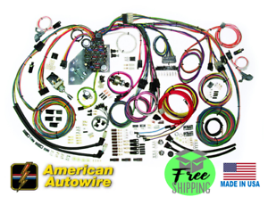 69-70-71-72-Chevy-GMC-C10-Truck-Complete-Wiring-Kit-American-Autowire-510089