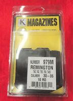 Triple K Remington 740 742 750 760 7400 979m .30-06 3006 10rd Mag Clip