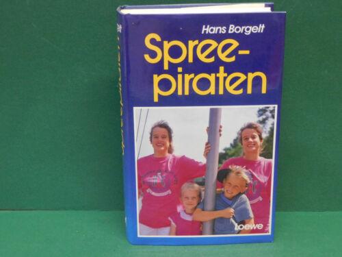 1 von 1 - # Buch Spree-Piraten Hans Borgelt 1. Auflage 1989