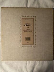 "ARTHUR SCHNABEL XXVI-Schubert- 12"" Vinyl Record LP - EX"