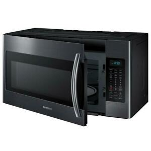 Cu Ft Over The Range Microwave