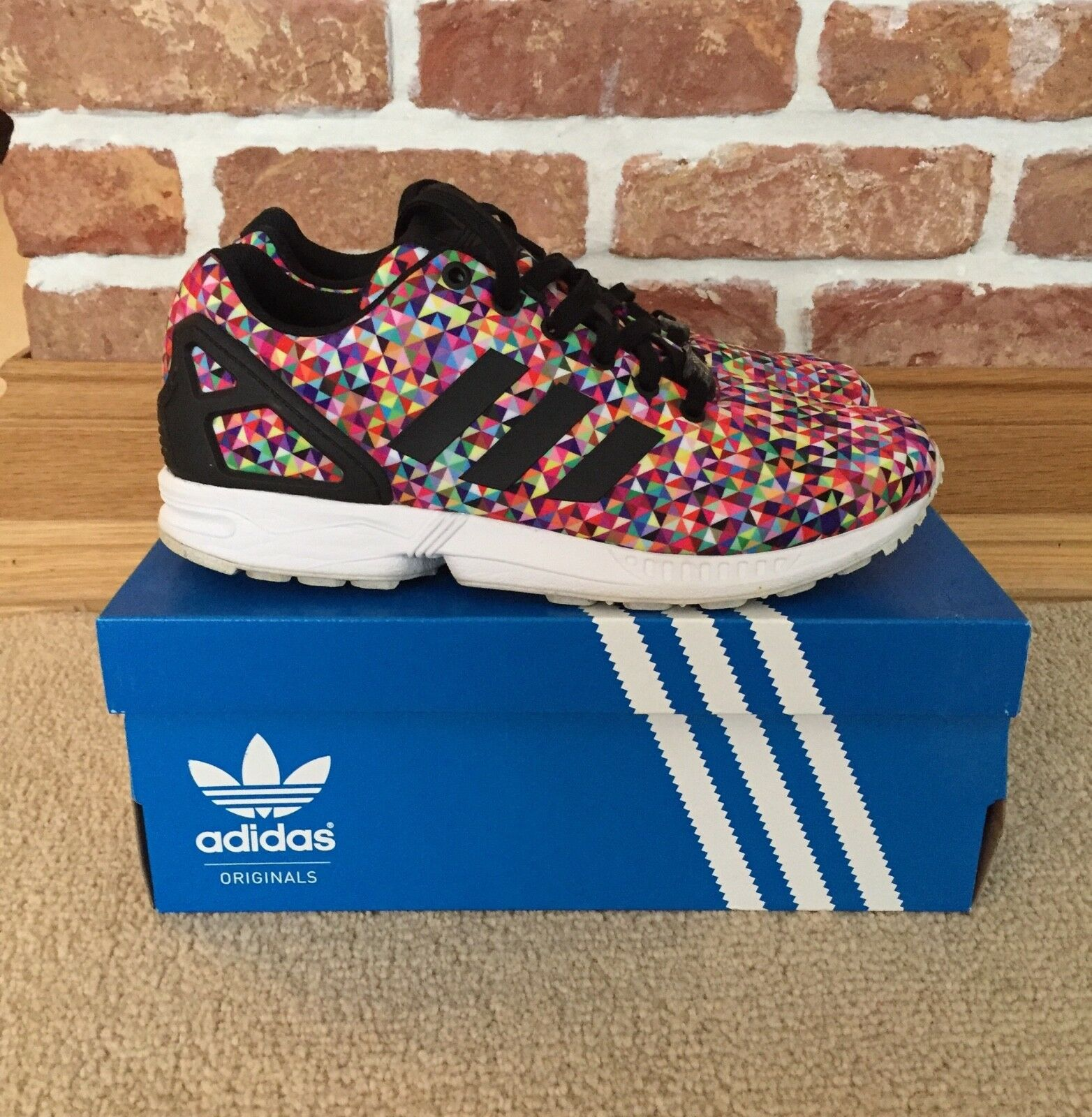 2013 limitata Adidas Torsion ZX Flux OG PRISMA