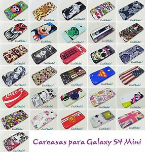 FUNDA-CARCASA-RIGIDA-PARA-SAMSUNG-GALAXY-S4-MINI-I9190-MIX