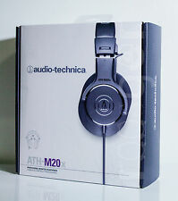Audio Technica ATH-M20X Professional Monitor Headphones (Black)