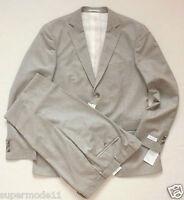 Van Laack  Herren Luxus Anzug  Sakko & Hose 100% Schurwolle Gr. 52  Neu