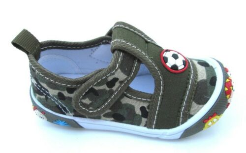 Boys BABY Toddler canvas shoes trainers size 3UK NEW BOY FIRST SHOES SANDALS