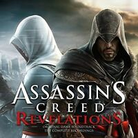 Assassin's Creed Revelations / Game O.s.t. [cd New]