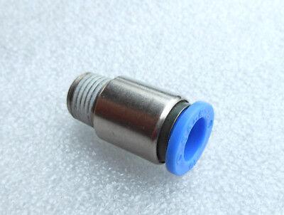 IQSG 100 Steckverbindung 10 mm 10 mm Pneumatik gerader Steckanschluss