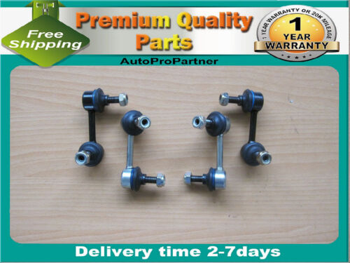 4 FRONT REAR SWAY BAR LINKS FOR ACURA CSX 06-13