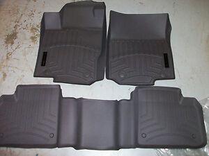 Oem genuine mercedes benz mocha brown all season floor mat for Mercedes benz oem floor mats