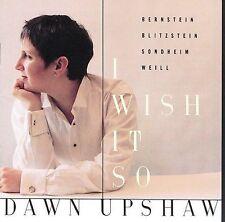 I Wish It So by Dawn Upshaw (Soprano Vocal) (CD, Jun-1994, Nonesuch (USA))