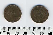 Australia 1978 - 2 Cents Bronze Coin - Queen Elizabeth II