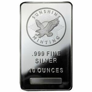 10-oz-Sunshine-Silver-Bar-New-MintMark-SI