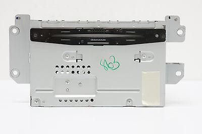 2010 10 Ford Fusion Mercury Milan Radio 6 Cd Mp3 SATELLITE 9E5T-19C159-AC B4037