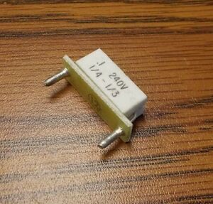 KB/KBIC DC Motor Control Horsepower/HP Resistor #9838