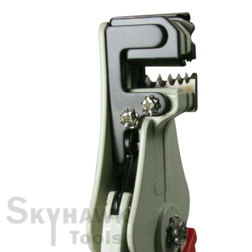 """6 1//2/"""" Automatic Wire Stripper Pliers Hand crimping tool Electrical Copper Wire"""
