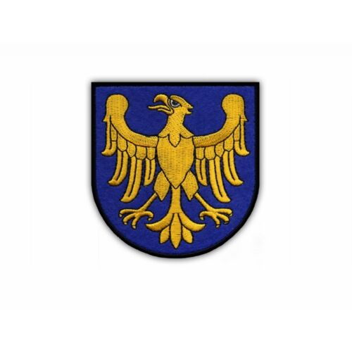 Coat of arms of the Silesian Region Embroidered PATCH//BADGE