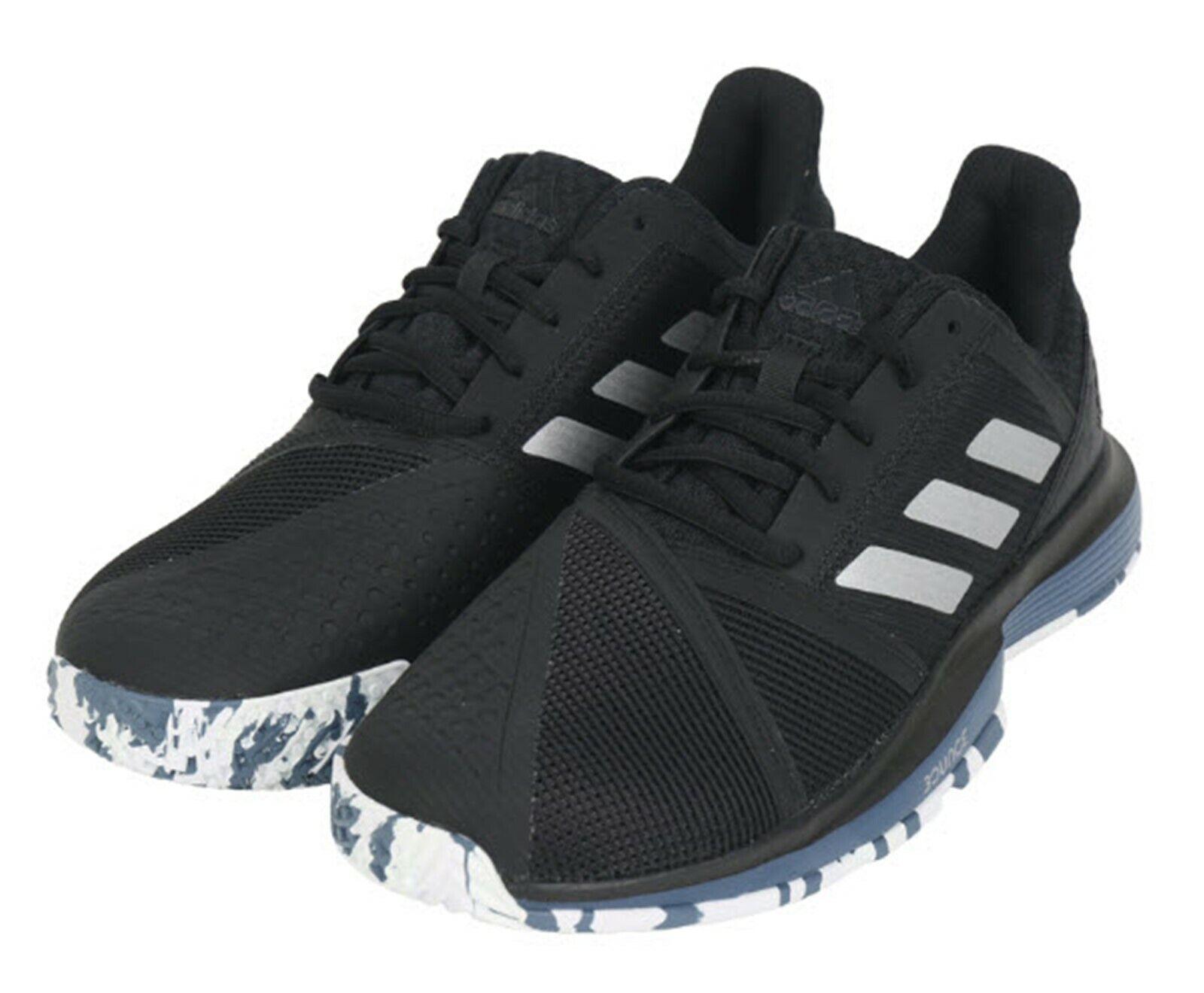 Adidas Men Court JAM Tennis schuhe Running Weiß Training Turnschuhe schuhe G26829