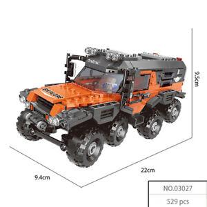 Xingbao-Bausteine-Modellbausaetze-Super-ATV-Toys-Puzzle-Spielzeug-Baukaestene