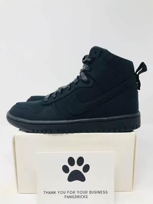 45e9a04a5 Nike Dunk Lux SP DSM Dover Street Market Black 718766-001 Size 5   Women s