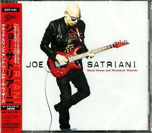 Joe-SATRIANI-BLACK-SWANS-und-Wurmloch-Wizards-Japan-CD-Bonus-Track-f30