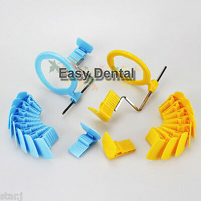 1 set Dental X-Ray Film Positioning System Positioner Holder Locator Instrument
