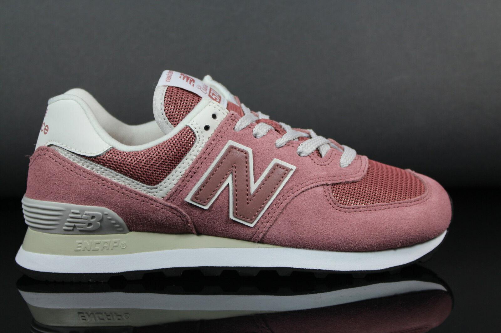 Neu New Balance WL574CRC Damen Senaker Sportschuhe Schuhe Turnschuhe Freizeit
