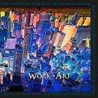 Framework by Work of Art (Sweden) (CD, Sep-2014, Frontiers Records)