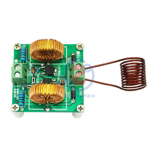 ZVS Tesla High Voltage Generator High Frequency Induction Heating Machine Kit