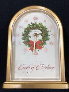 Howard-Miller-645-424-Carols-of-Christmas-II-Table-Clock-Mantel-Songs-Musical