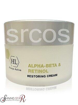 Holy Land Alpha-Beta & Retinol Restoring Cream 250ml 8.5fl.oz